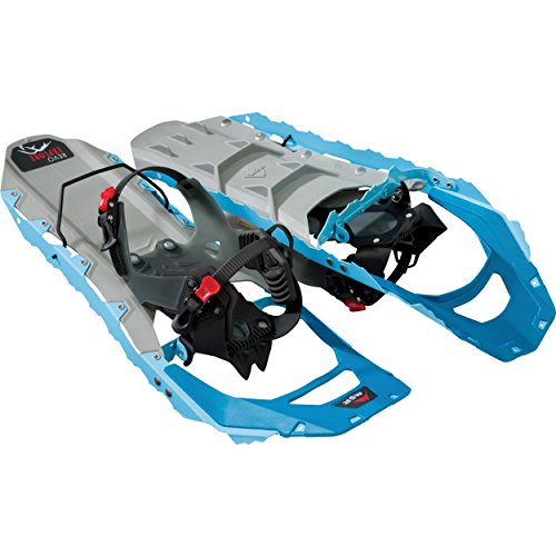MSR Revo Explore Racchette da Neve da Donna per Escursionismo e Trekking, Donna, 10225, Aquamarine, 22-inch Pair