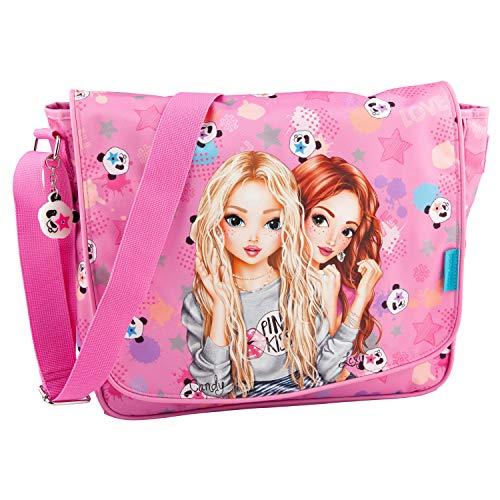 Top Model 10601 schoudertas, Topmodel Panda, ca. 5 x 36 x 30 cm, roze (roze), 40 centimeter.