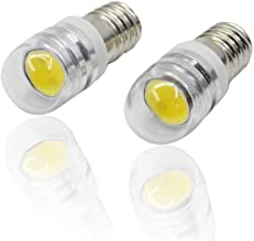 Ruiandsion 2 stks 12 V E10 Base Socket LED Lamp COB 2 W LED Upgrade Lamp Vervanging voor Koplampen Zaklampen Zaklamp Lampe...