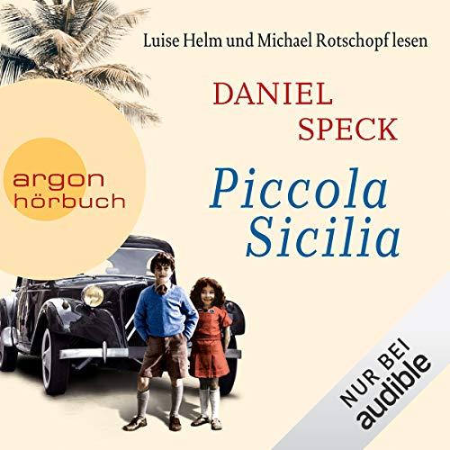 Piccola Sicilia audiobook cover art