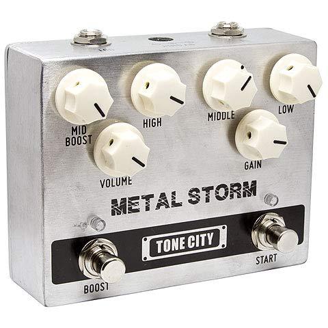Tone City Metal Storm · Pedal guitarra eléctrica