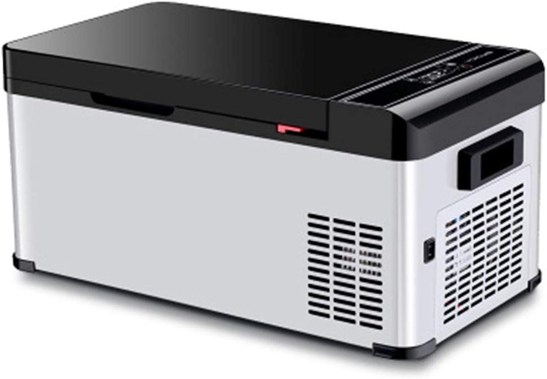 SryWj Kompressor Auto Kühlschrank Auto Refrigeration Icing Auto Mini Kühlschrank Student Schlafsaal Gefrierschrank