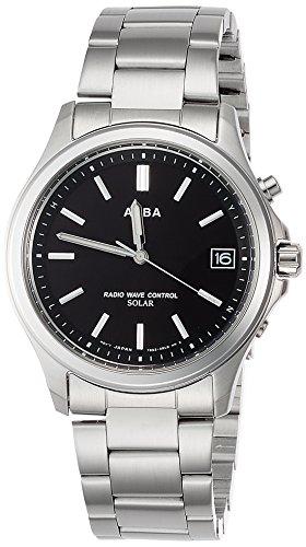 [セイコーウォッチ]腕時計アルバソーラー電波AEFY502シルバー