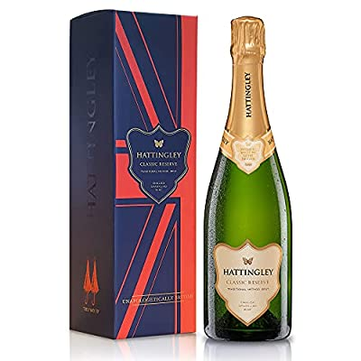 Hattingley Valley Classic Reserve Gift Boxed - English Sparkling Wine, 75cl