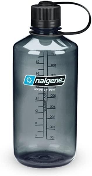 Nalgene Tritan Narrow Mouth BPA Free Water Bottle