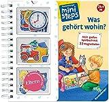 Was gehört wohin?: Mein großes Spielbuch mit 22 Magnetteilen. Ab 24 Monaten: Mein groes Spielbuch mit 22 Magnetteilen (ministeps Bücher)