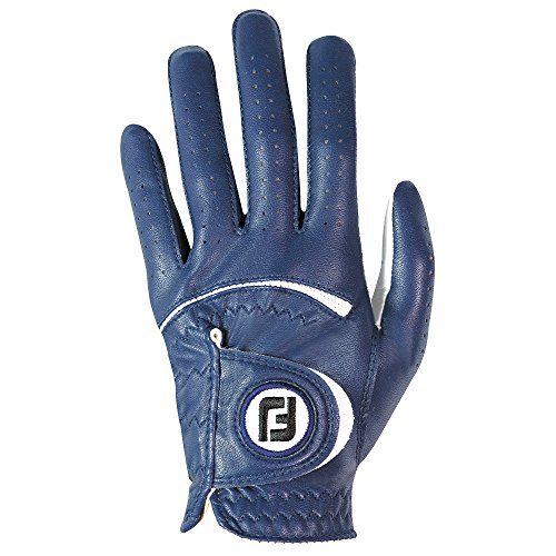 Footjoy Damen Spectrum Golf Handschuh, M blau