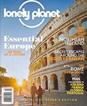 Lonely Planet Magazine Essential Europe (2019) 28 Trips of a Lifetime