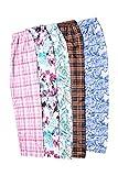 Trading Balaji Womens Track Pant Lower Cotton Printed Payjama/Lounge Wear –Soft Cotton Night Wear/Pyjama for Women(Pack of 3 Pcs), Prints May Vary (Assorted Pyjama)