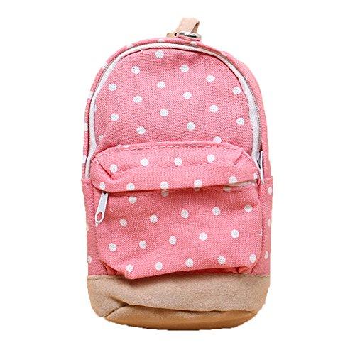 Itemer Mini estuche, diseño mochila escolar casual