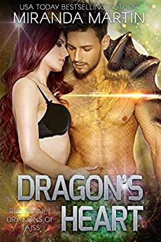 Dragon s Heart  A SciFi Alien Romance  Red Planet Dragons of Tajss Book 10