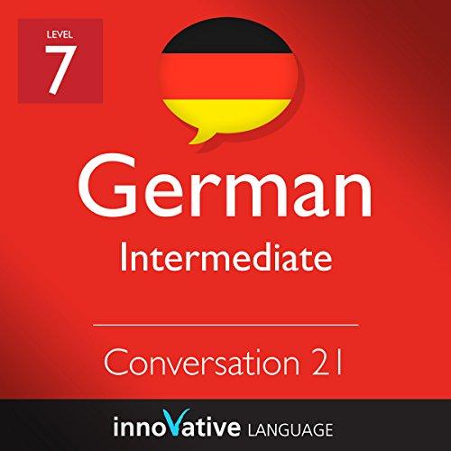 Intermediate Conversation #21, Volume 2 (German) audiobook cover art