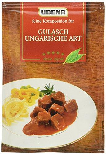 Ubena Gulasch Ungarische Art, 4er Pack (4 x 40 g)