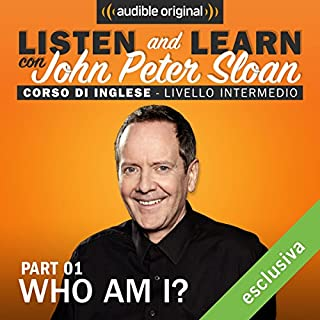 Who am I? 1 (Lesson 3) copertina