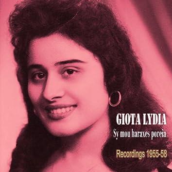 Sy mou haraxes poreia - Recordings 1955-1958