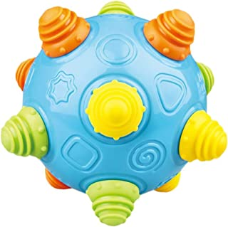 Raise Toy Baby Sensory Toys,Music Shake Dancing Balls for Toddlers,Sensory Balls for Baby,Kids,Newborn