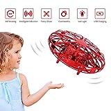 FORMIZON Mini Drône UFO pour Enfants, Mini Quadcopter Drone à Commande Manuelle...