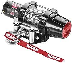 New Warn VRX 2500 lb Winch & Model Specific Mount - 2018 Yamaha 450 Kodiak 4x4 ATV
