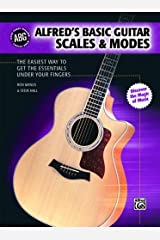 Alfred's Basic Guitar Scales and Modes (Alfred's Basic Guitar Library) Kindle Edition