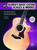 Alfred's Basic Guitar Scales and Modes (Alfred's Basic Guitar Library)