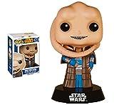 Funko - Pop Star Wars - Bib de la Suerte...