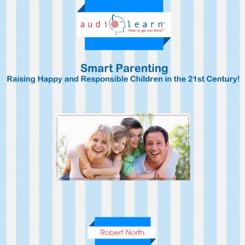 Smart Parenting audiobook cover art
