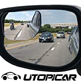 Best Blind Spot Mirrors - Blind Spot Mirrors. XLarge for SUV, Truck, Review