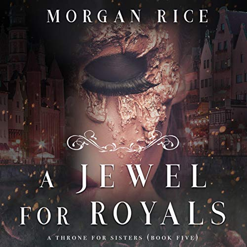 A Jewel for Royals audiobook cover art