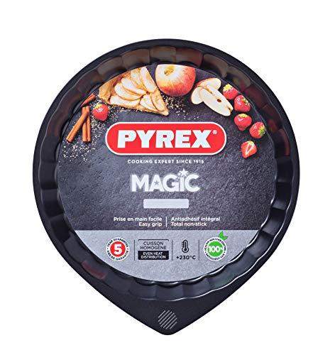 Pyrex - Magic - Moule à Gâteaux en Métal Ø 30 cm