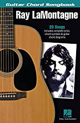 Ray LaMontagne - Guitar Chord Songbook (Guitar Chord Songbooks) (English Edition)