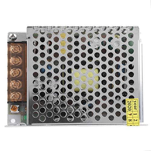 DC24V-Schalter Netzteil Treiberleistung, Transformator für CCTV-Kamera/Sicherheitssystem/LED-Lichtleiste/Radio/Computerprojekt(S-72-24)