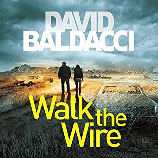 Walk the Wire cover art