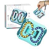 Cube Magic Bean, Magic Cube Little Magic Beans, juguete inteligencia, cubo de descompresión, giroscopio, rompecabezas, juguete creativo de aprendizaje