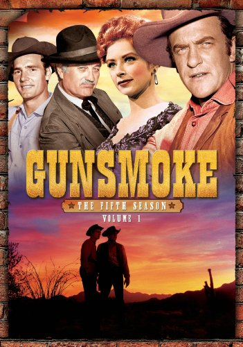 Gunsmoke - The 5th Season, Vol. 1 [RC 1]