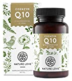 NATURE LOVE® Coenzym Q10 - Aktionspreis - mit 200mg pro
