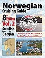 Norwegian Cruising Guide 8th Edition Vol 2-Updated 2021