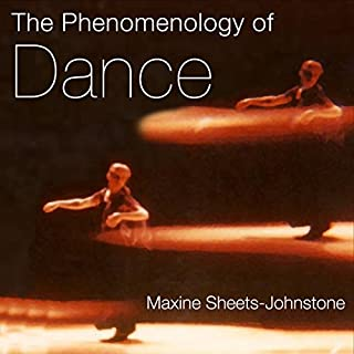 The Phenomenology of Dance audiobook cover art