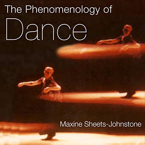 The Phenomenology of Dance audiobook cover art