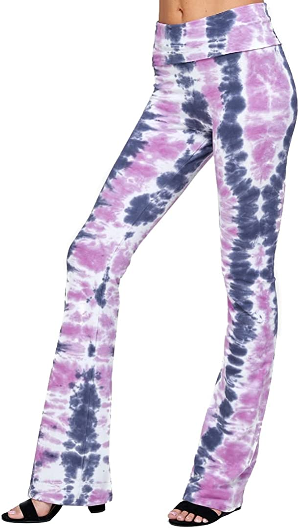 URBAN X Women's Tie Dye Miami Mall in Outlet ☆ Free Shipping Pants Yoga USA Made
