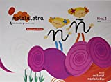 Molalaletra- Nivel 3 - 5 años (Pauta)