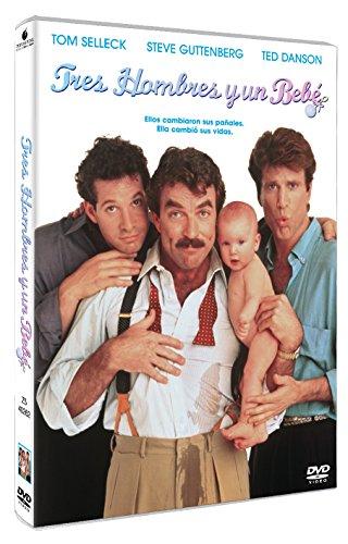 Tres hombres y un bebé [DVD]