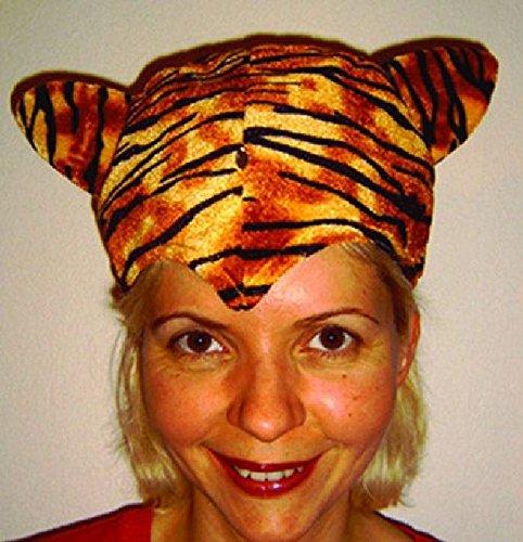 Mondial-Fete - Chapeau tigresse Luxe