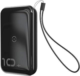 Baseus Mini S Bracket 10W Wireless Charger Power bank 10000mAh 18W Black
