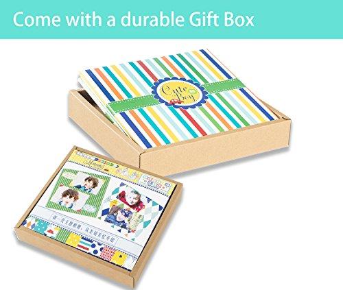 Baby boy Scrapbook Album All-in-one DIY kit