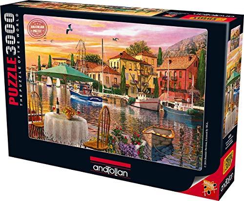 Anatolian Sunset Harbour - Puzzle (3000 Piezas)