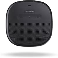 Bose SoundLink Micro Bluetooth speaker ポータブルワイヤレススピーカー ブラック