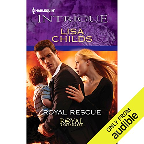 Royal Rescue audiobook cover art