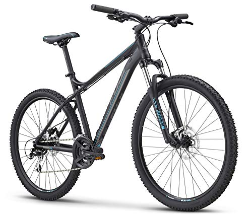 Fuji MTB 650B Hardtail Mountainbike Nevada 27,5 4.0 LTD 2019 Bike Mountain Bike (Satin Black, 48 cm)