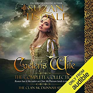 Caelen's Wife: The Complete Collection audiobook cover art