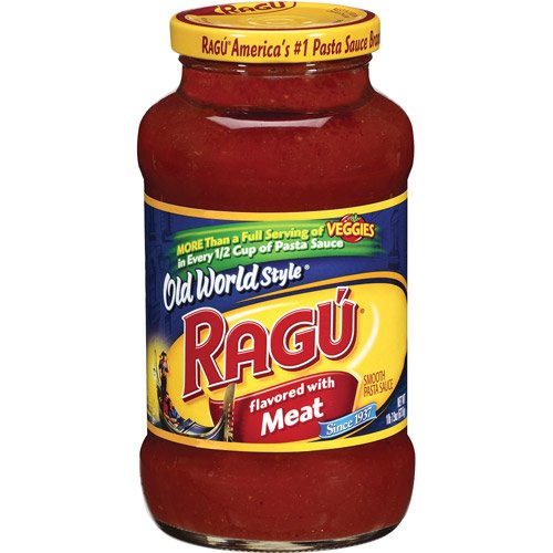 Ragu old World Style Flavored with Meat Pasta Sauce 23.9 oz